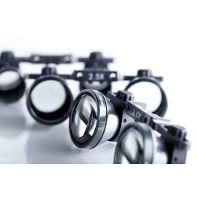 Loupes binoculaires Keeler Galiléenne SuperVu avec Monture Design
