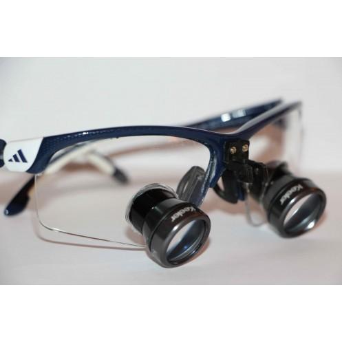 Loupes binoculaires / Aides optiques sur mesure TTL