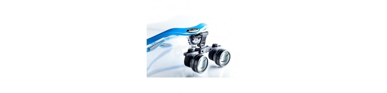 Lunettes et loupe binoculaire Keeler pour chirurgie et ophtalmologie