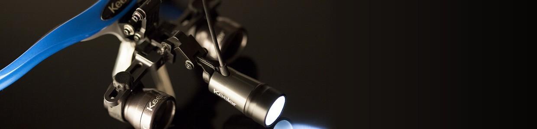 Loupe binoculaire et aides optiques sur mesure pour professionnel